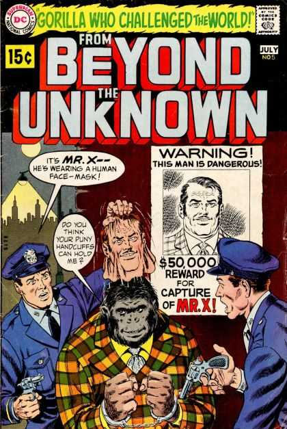 From Beyond the Unknown 5 - Murphy Anderson