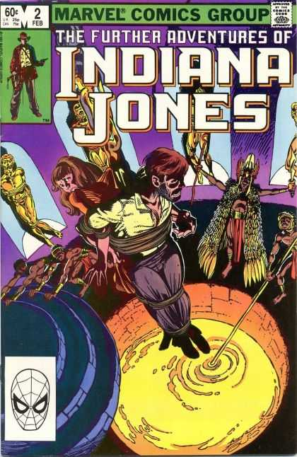 Further Adventures of Indiana Jones 2 - John Byrne, Terry Austin