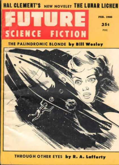Future Fiction - 2/1960