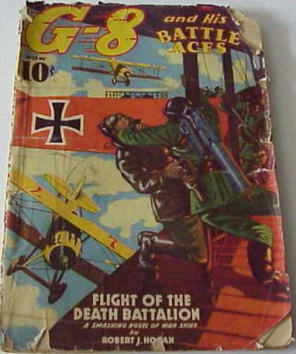 G-8 and His Battle Aces 34