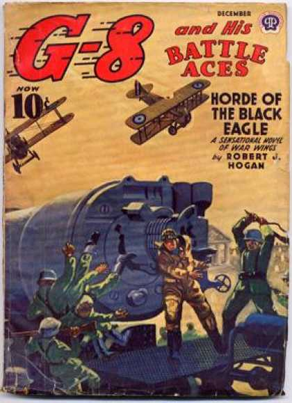 G-8 and His Battle Aces 41