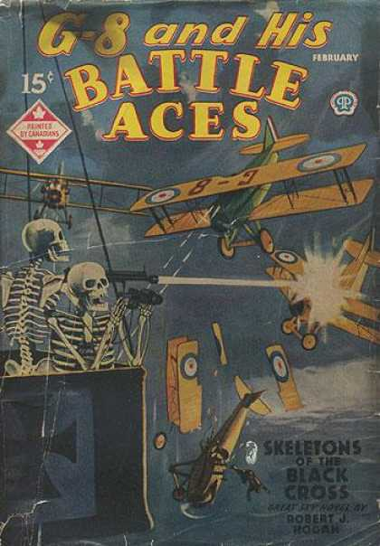 G-8 and His Battle Aces 47