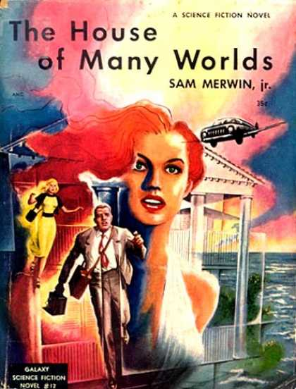 Galaxy Science Fiction - 2/1952
