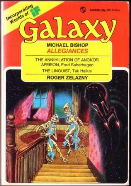 Galaxy Science Fiction - 6/1975