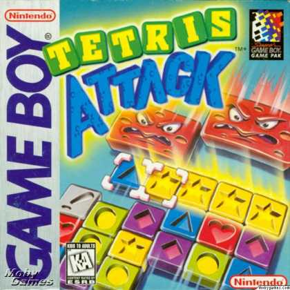 Game Boy Games - Tetris Attack