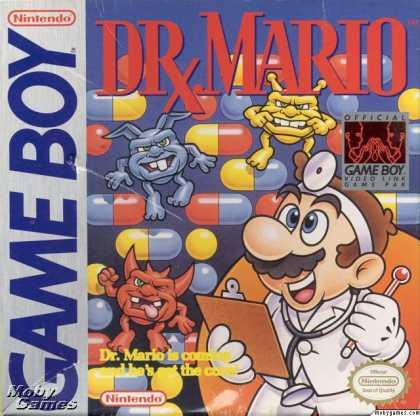 Game boy games dr mario