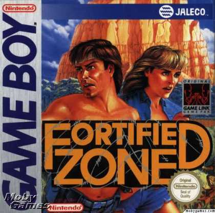 Game Boy Games - Fortified Zone