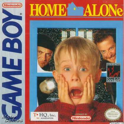 Game Boy Games - Home Alone