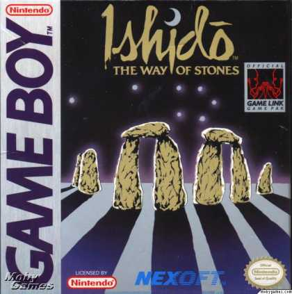 Game Boy Games - Ishido: The Way of Stones