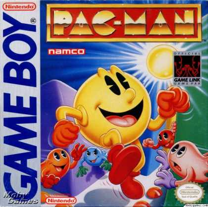 Game Boy Games - Pac-Man