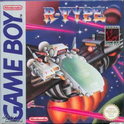Game Boy Games - R-Type