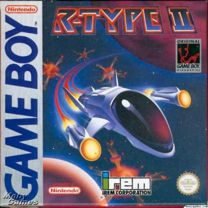 Game Boy Games - R-Type II
