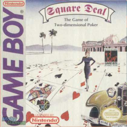 Game Boy Games - Square Deal