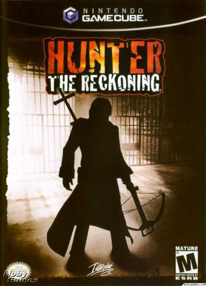 GameCube Games - Hunter: The Reckoning