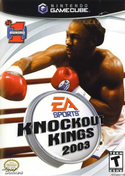 GameCube Games - Knockout Kings 2003