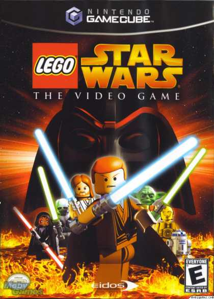 GameCube Games - LEGO Star Wars: The Video Game