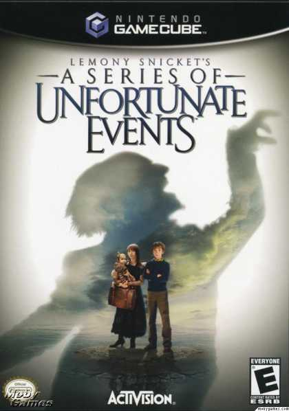 GameCube Games - Lemony Snicket's A Series of Unfortunate Events