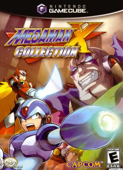 Mega Man X Collection [NTSC, ENG]