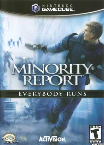 a review of the minority report On the review aggregator rotten tomatoes, minority report received 91% positive reviews based on 246 critics, with an average rating of 81/10 the site's critical consensus is, thought-provoking and visceral.