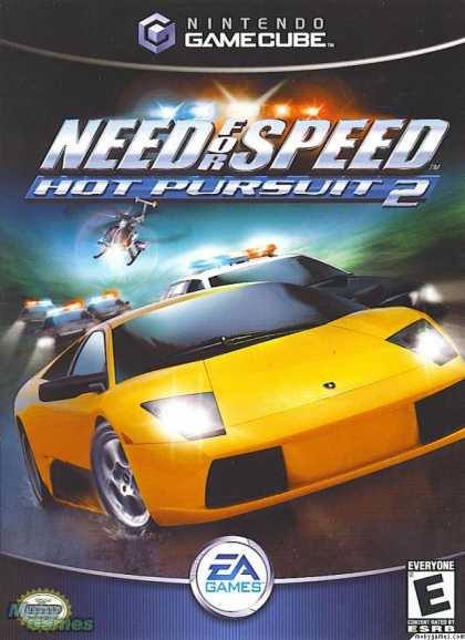 GameCube Games - Need for Speed: Hot Pursuit 2