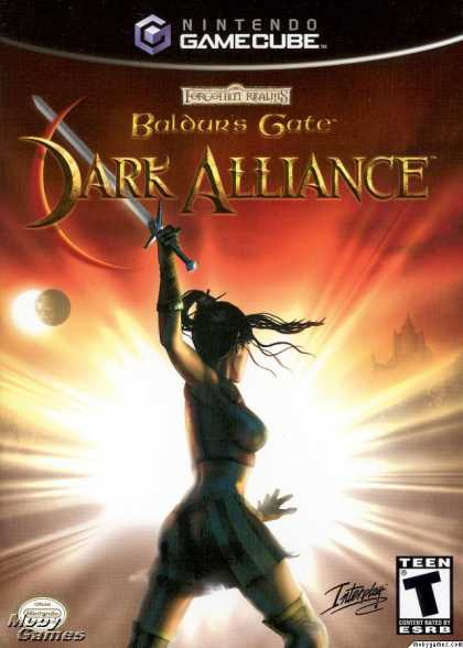 GameCube Games - Baldur's Gate: Dark Alliance
