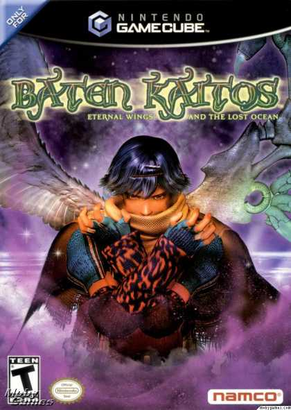 GameCube Games - Baten Kaitos: Eternal Wings and the Lost Ocean
