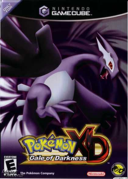 GameCube Games - Pokémon XD: Gale of Darkness