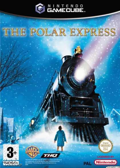 GameCube Games - The Polar Express