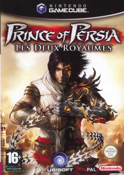GameCube Games - Prince of Persia: The Two Thrones