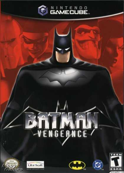 GameCube Games - Batman: Vengeance
