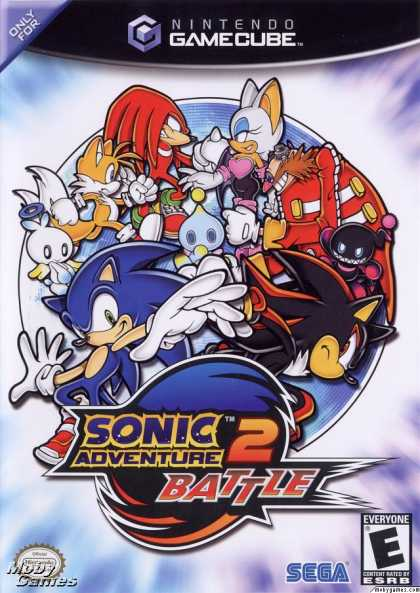 Sonic+games+for+gamecube