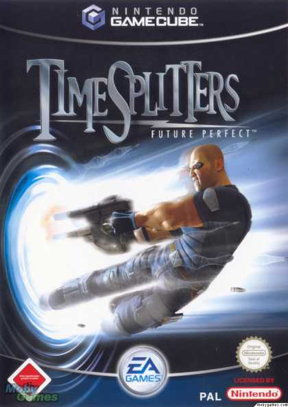 GameCube Games - TimeSplitters: Future Perfect