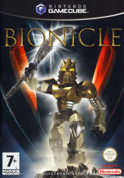 GameCube Games - Bionicle