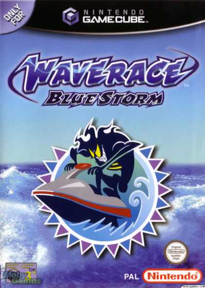 GameCube Games - Wave Race: Blue Storm