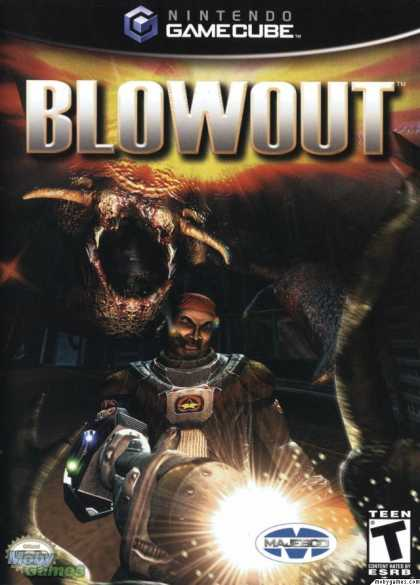 GameCube Games - Blowout