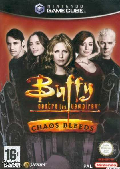 GameCube Games - Buffy the Vampire Slayer: Chaos Bleeds