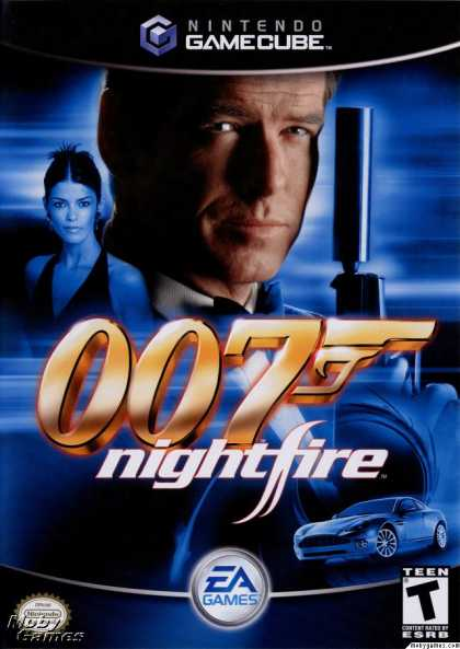 GameCube Games - 007: Nightfire