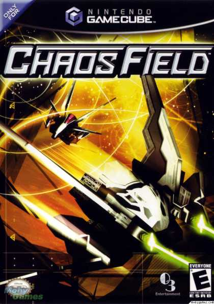 GameCube Games - Chaos Field
