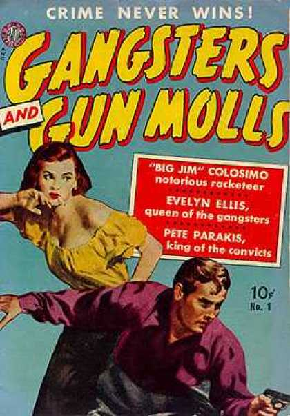 Gangsters and Gun Molls 1