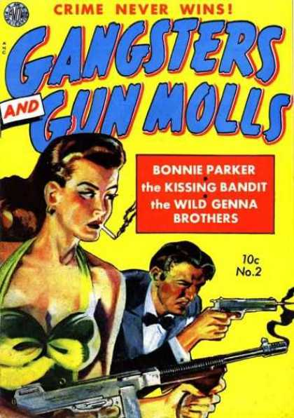 Gangsters and Gun Molls 2