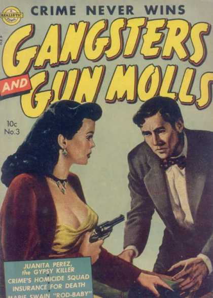 Gangsters and Gun Molls 3