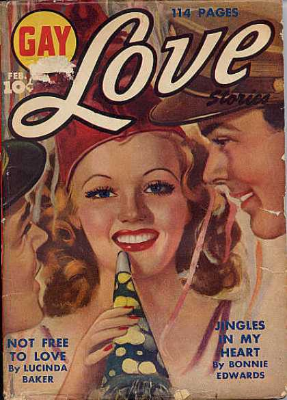 Gay Love Stories - 2/1943 2/1943 via | buy on eBay | add