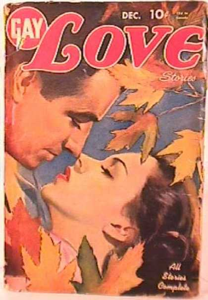 Gay Love Stories - 12/1945