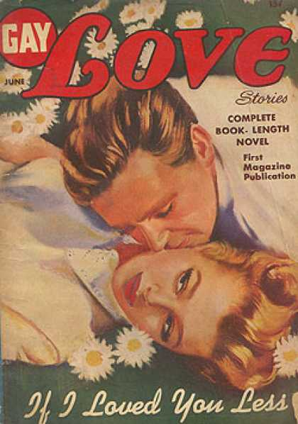 Gay Love Stories - 6/1948