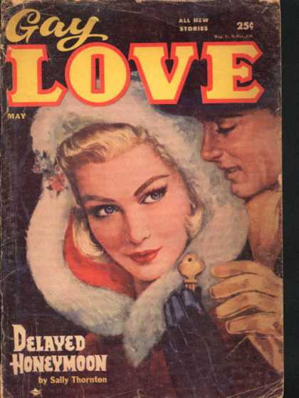 Gay Love Stories - 5/1956
