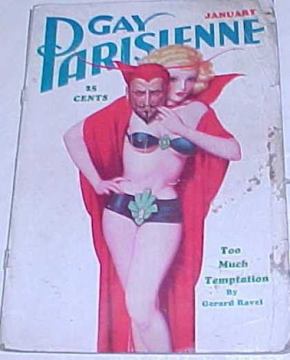 Gay Parisienne 11