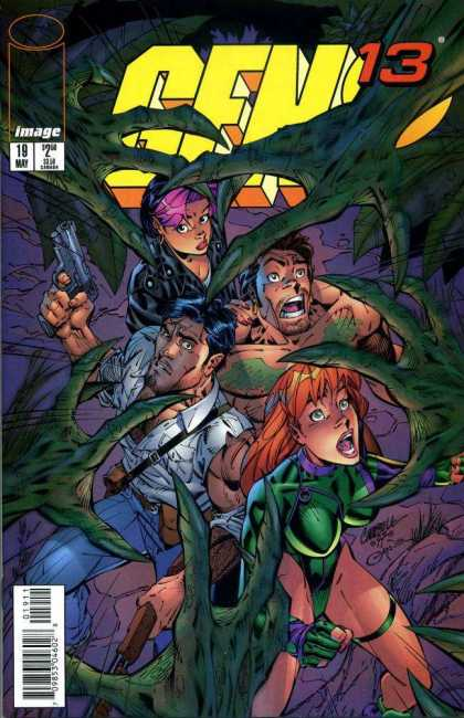 Gen13 19 - Women - Men - Hands - Fingers - Guns - Alex Garner