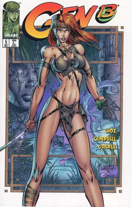 Gen13 5 - Alex Garner, Jim Lee