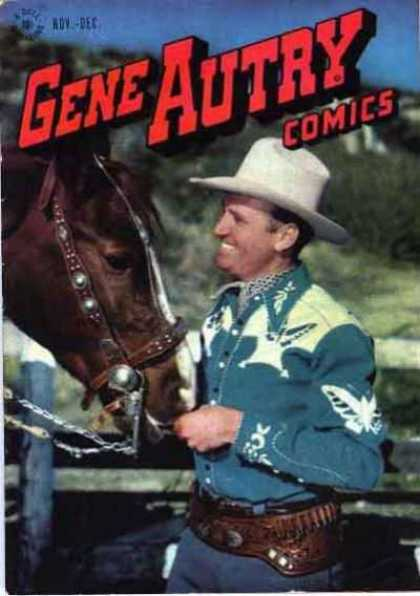 Gene Autry Comics 10