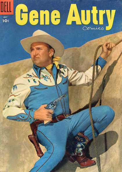 Gene Autry Comics 101